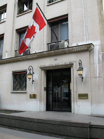 L'ambassade du Canada en France invite les employeurs à un dîner-causerie portant sur le recrutement d'immigrants qualifiés