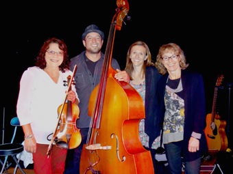 musiciens au village musical acadienlowres