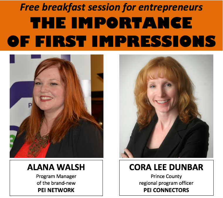 "Business Builder event: ""The Importance of First Impressions"" @ Centre Belle-Alliance  
