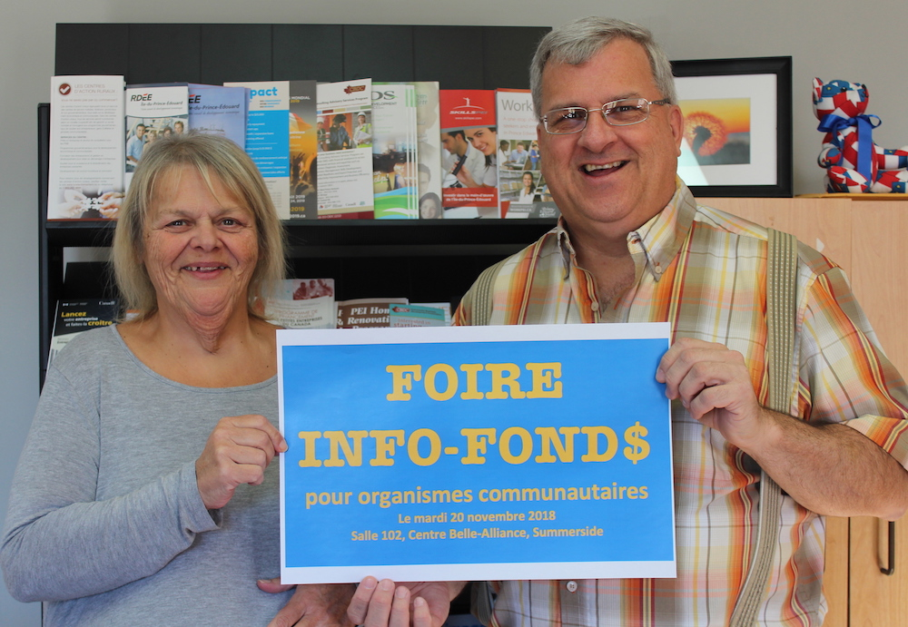 """Fund$ Info Fair"" to help francophone community organizations find funding sources (FRENCH ONLY) @ Centre Belle-Alliance 